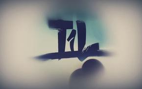 Picture logo, white, t1L, shitty