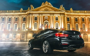 Picture the city, view, BMW M4, PELRAS