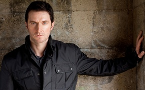 Picture wall, actor, male, the hobbit, Richard Armitage, Richard Armitage
