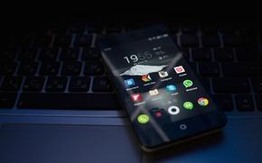 Wallpaper android, hi-tech, Smartphone, meizu mx2, meizu