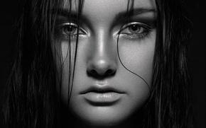 Picture look, portrait, retouching