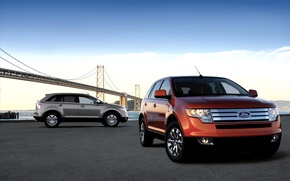 Picture machine, Ford, america, ford edge cars