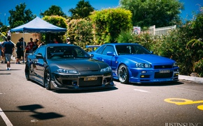 Picture Japan, S15, Silvia, GT-R, R34, JDM