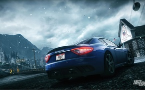 Picture maserati, Need for Speed, nfs, granturismo, 2013, Rivals, NFSR