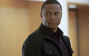 Picture The series, Arrow, Arrow, David Ramsey, John Diggle