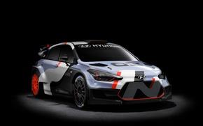 Picture Concept, the concept, Hyundai, WRC, i20, 2015, Hyundai