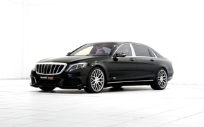Picture Mercedes-Benz, Brabus, Maybach, Mercedes, Maybach, BRABUS, S-Class, X222, 2015, Rocket 900