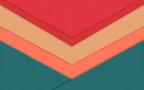 Picture line, red, green, pink, wallpaper, geometry, beige, material, desing