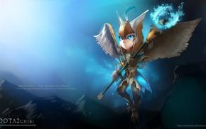Picture chibi, dota 2, virtualman209, dragonus, skywrath mage