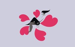 Picture vector, love, digital, art, hearts, radic, zelko, bfvrp