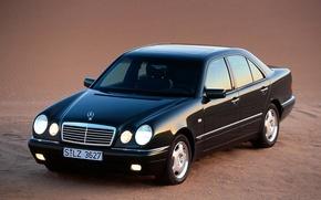 Picture Mercedes-Benz, Mercedes, E-class, E-Class, 1995, E-class, W210, Executivklasse, Lupato, Eyed, E230