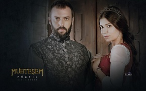Picture the series, Magnificent century, magnificent century, Sultan, Ibrahim, Pasha, , Hatice
