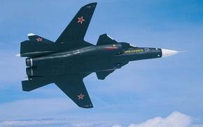 Picture Fighter, Height, Flight, BBC, Russia, Dry, Su-47, Eagle