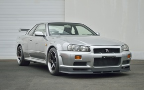 Picture GTR, Nissan, Skyline, R34, V-SPEC