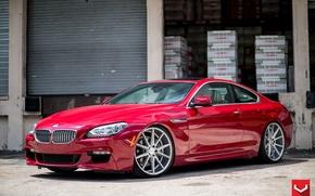 Picture BMW, CVT, Vossen, Wheels, 650i, Gloss, Graphite, M-Sport - 22, 2015 - 1002