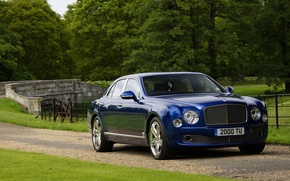 Picture bentley, 2014, mulsanne