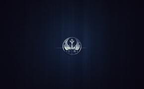 Picture logo, symbol, the rebels, Star wars, wrestlers