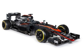 Picture McLaren, formula 1, the car, Honda, Formula 1, Honda, McLaren, 2015, MP4-30