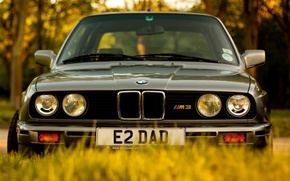 Picture BMW, Grey