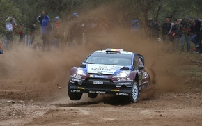 Picture ford, rally, Argentina, wrc, fiesta, 2013, T. Neuville