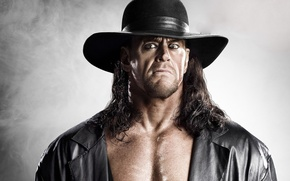 Picture look, hat, hat, wrestler, Wrestling, WWE, look, wrestler, The undertaker, The Undertaker, Mark William Calway