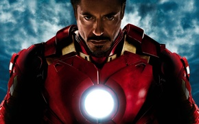 Picture Iron Man, wall, Iron man, The film, Robert Downey Jr., Avengers, movie, Wallpaper, The Avengers, ...