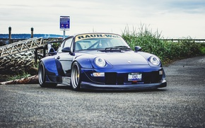 Picture 911, Porsche, GT2, 993