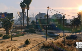 Picture the village, fall, gta5, 2014, grand theft auto 5, town car