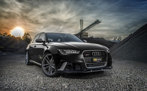 Picture Audi, Tuning, RS6, Audi RS6, O.CT, 2013 O.CT Tuning Audi RS6, Audi 2013, Audi Tuning