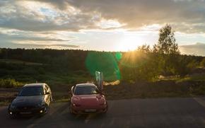 Picture car, lexus, drift, sony, dodge, night, low, smotra, drive2, Dmitry Bimmer