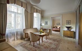 Picture Prague, The Czech Republic, suite, hotel Pariz