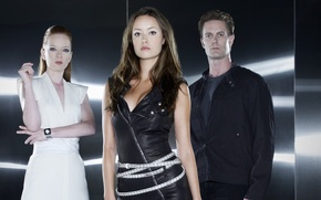 Picture The series, Terminator, Cameron, John Henry, Weaver, The Sarah Connor Chronicles ...