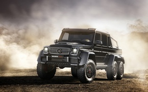 Picture car, Mercedes-Benz, Brabus 700