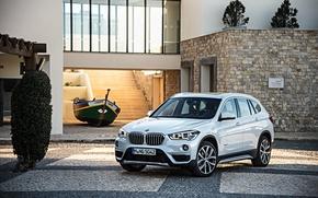 Picture BMW, BMW, xDrive, SUV, 2015, F48, xLine