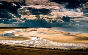 Picture sea, beach, nature, shore