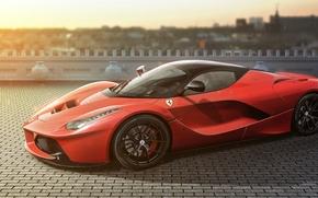 Picture Ferrari, LaFerrari, by jackdarton, HRE Performance Wheels