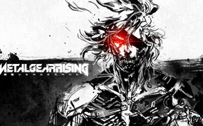 Picture Raiden, Metal Gear Rising, 2014, 2015