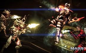 """Picture Mass Effect 3, Azari, addition of """"Retribution"""", turanec soldier Spoiler, collectors, DLC Retaliation"""