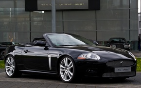 Picture XKR, Wallpaper, Laguar