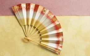 Picture pattern, Japan, fan, Japan
