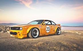 Picture car, tuning, silvia, boss, nissan 240sx, s14, rocket bunny