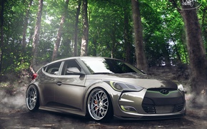 Picture Hyundai, Tuning, Veloster, by Asoares