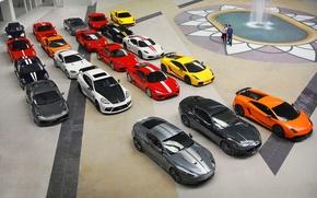 Picture gallardo, lamborghini, maserati, porsche, aston martin, f430, panamera, 458 italia, supercars, Supercars, scuderia, ferrarii