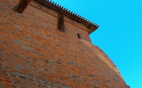 Picture the sky, the city, wall, widescreen, Wallpaper, the Kremlin, shadows, City, wallpaper, widescreen, background, the …