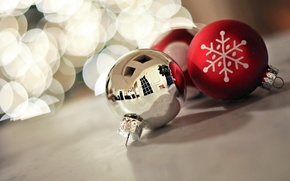 Wallpaper macro, holiday, toys