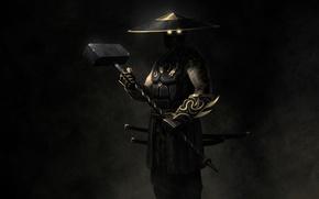 Picture cyberpunk, E. Y. E. Divine cybermancy, Jian Heavy