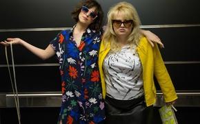 Picture style, romance, Alice, Robin, Comedy, Dakota Johnson, Dakota Johnson, Rebel Wilson, How to Be Single, ...