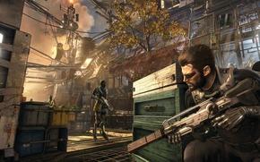Picture Deus Ex, Human Revolution, Eidos, Deus Ex: Mankind Divided