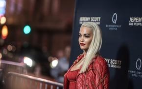 Picture singer, Rita Ora, Rita Ora, Jeremy Scott:The People's Designer