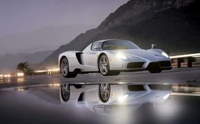 Picture car, wallpaper, ferrari, enzo, super car